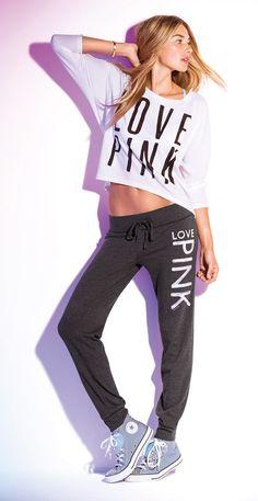 Give me something comfy #VSPINK