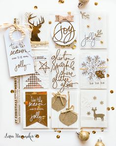 #papercrafting #scrapbook #layouts: Lorrie's Story: Christmas Pocket Letters