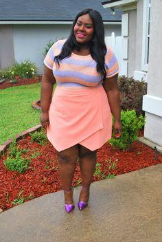 Musings of a Curvy Lady, Plus Size Fashion #slimmingbodyshapers Gorgeous curves slimmingbodyshapers.com