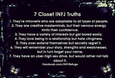 Infj truths