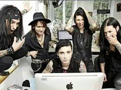 Frases - Black Veil Brides- In The End - Wattpad