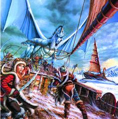 Ice Boats · Larry Elmore