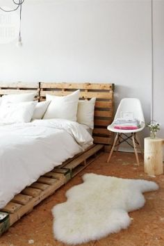 15 scandinavian design bedrooms that will blow you away | Visit www.homedesignideas.eu for more inspiring decor ideas