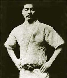 El Maestro de Judo Mitsuyo Maeda