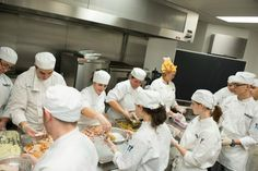 Competition Challenges Suffolk Culinary Students in Kitchen Battle #SUNYSFLK
