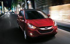 Hydrogen-Powered Hyundai Tucson Coming in 2014