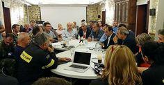 Σαμοθράκη: Αυτοψία Σπίρτζη και απολογισμός ζημιών από τη θεομηνία - Ενημέρωση του Δήμου για τους πληγέντες http://ift.tt/2wk933I