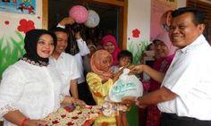 Walikota Pariaman Canangkan PMT bagi Baduta dan Ibu Hamil - minangkabaunews.com