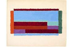Josef Albers: La improvisación disciplinada   FronteraD