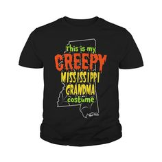 Creepy Mississippi Grandma Funny Halloween Costume T-shirt #gift #ideas #Popular #Everything #Videos #Shop #Animals #pets #Architecture #Art #Cars #motorcycles #Celebrities #DIY #crafts #Design #Education #Entertainment #Food #drink #Gardening #Geek #Hair #beauty #Health #fitness #History #Holidays #events #Home decor #Humor #Illustrations #posters #Kids #parenting #Men #Outdoors #Photography #Products #Quotes #Science #nature #Sports #Tattoos #Technology #Travel #Weddings #Women