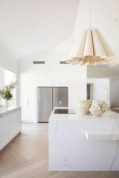 Flexible Wood, Three Birds Renovations, Hamptons House, Resort Style, Home Renovation, My Dream Home, Dream Homes, Home Kitchens, Kitchen Design