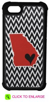 CHEVRON STATE IPHONE 4/4S/5 CASE