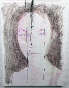 """AGAMFAHY + LIONEL FAHY ART : """"MODEL"""""""