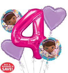 Doc McStuffins Balloons - Party City