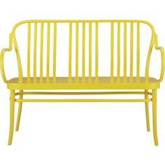 Sonny Yellow Bench