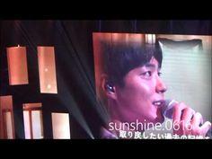 20170204 박보검 일본팬미팅 매일그대와+소녀 - YouTube    動画の4分50秒 ボゴムが涙ぐみます。