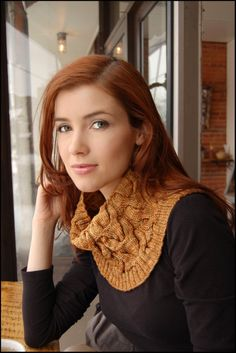 Never Not Knitting: Cream and Sugar Cowl