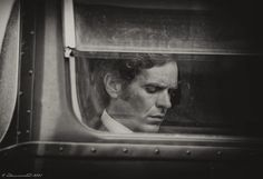 Endeavour Morse, Love Is A Verb, Blue Eyes Pop, Shaun Evans, Detective, Black And White, Painting, Posts, Twitter