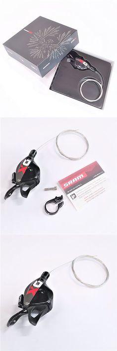 Shifters 177824: 2017 Sram X01 Eagle 12S Rear Mtb Bike Trigger Shifter Set Black Red Warranty -> BUY IT NOW ONLY: $115.99 on eBay!