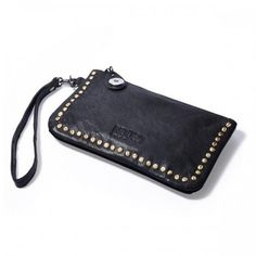 Noosa Amsterdam Clutch - Nivkh Mini Bag - Black – Seasons Emporium
