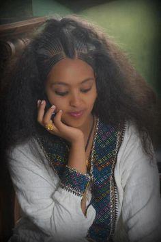 Astounding Black Women Ethiopian Hair And Hair On Pinterest Hairstyles For Men Maxibearus