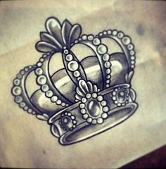 crown tattoo designs (12)