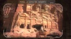 04-04-2014 Hallazgos y creaciones. Petra, el secreto del desierto.(...)