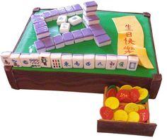I will learn how to play Mah Jong