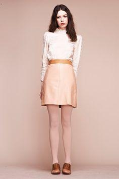 Lauren Moffatt Fall 2013 Collection - Printed Dresses