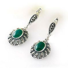 Hot Selling! Antique Filigree Beaded Teardrop Wedding Earrings Lifetime Warranty Designs for Girls (Wzl0104-tyeh)