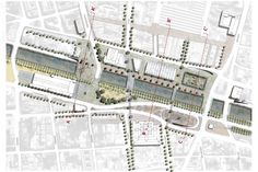 Galería - Presentan las ideas finalistas que buscan diseñar la nueva Explanada de los Mercados en Santiago - 7