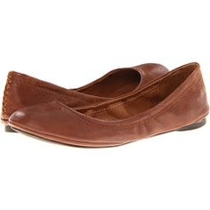 Lucky Brand, Emmie.  These are EXACTLY  what I'm looking for! $59 when not on sale.
