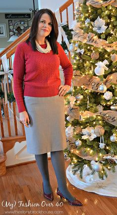 Fashion Over 40 www.thestonybrookhouse.com #fashion #fashionover40 #ootd #whatiwore