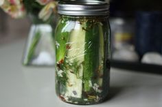 Pretty pickles and a recipe @simple_songbird