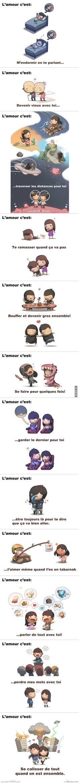L'Amour – Québec Meme +