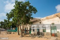 Colonial Architecture, Somali, British Colonial, Still Image, Royalty Free Images, Coastal, Scenery, Study, Stock Photos