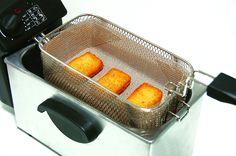 Filter Home Kitchen Cooking  Deep Fryer Basket Warming Cookware Roast Oil #CooksInnovations