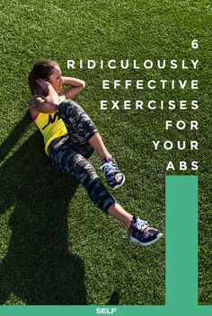 When it comes to working your abs there is such a thing as too many crunches. So if you're in need of a new go-to move, we've got six simple and effective exercises that experts recommend. From quick and cardio-driven moves to slow and Pilates-inspired burners, here those core-sculpting exercises top trainers love.