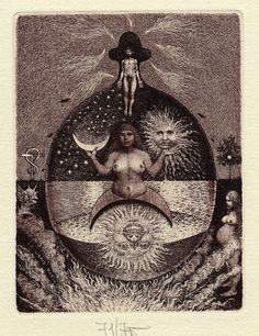 The Occult Gallery Wicca, Magick, Witchcraft, Pagan, Alchemy Art, Esoteric Art, Psy Art, Occult Art, Mystique