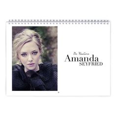 Amanda Seyfried  On Couture Calendar by MovieShop on Etsy