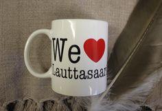 We ❤︎ Lauttasaari Mug