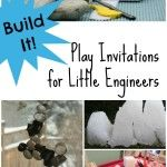 Invitations to Create for Little Engineers