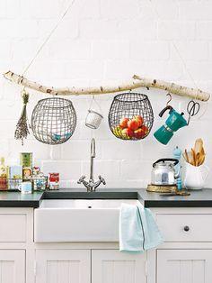 DIY-Aufbewahrungs-System: So hübsch schaffst du Stauraum in deiner Wohnung