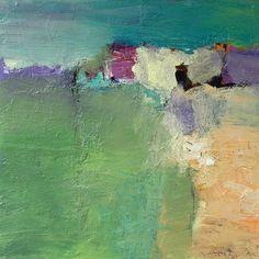 Hiroshi Matsumoto Beautiful abstracted landscape