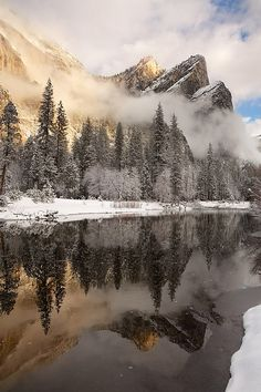 Three Brothers, Yosemite National Park