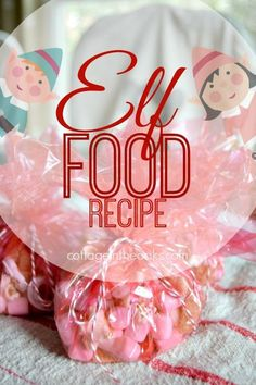 Elf Food Recipe