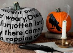 """.....quoth the raven, """"NEVERMORE!"""""""
