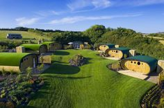 'Morning... and going #camping!  Coolest camping PODS for #WoodLovers