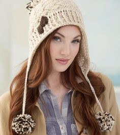 How to Crochet A Sun Valley Hat
