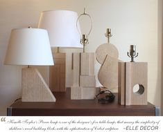 Kimille Taylor Lamps
